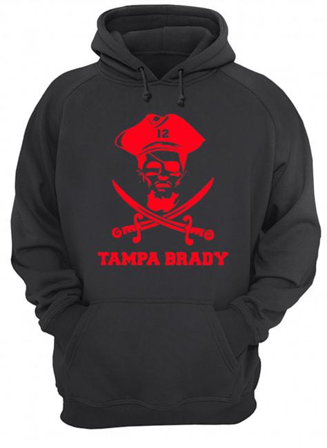 12 Tampa Brady  Unisex Hoodie