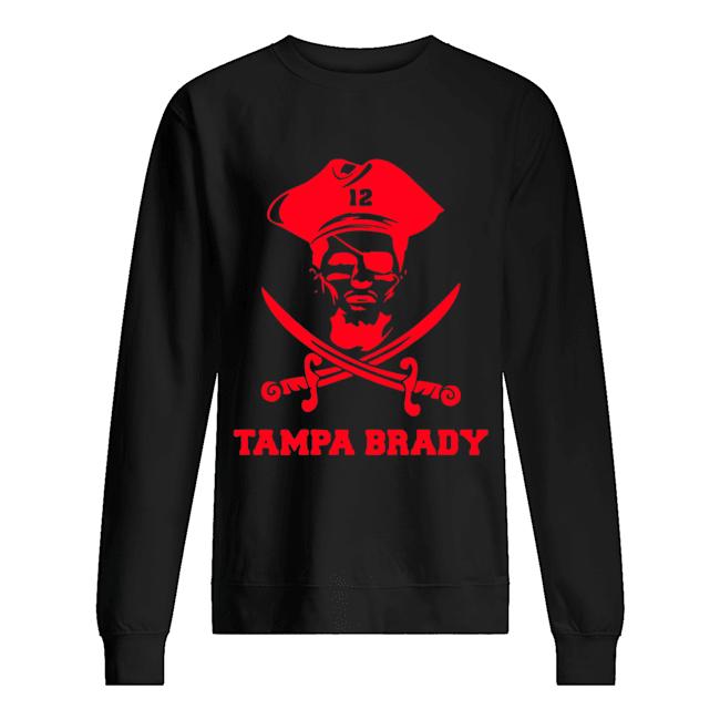 12 Tampa Brady  Unisex Sweatshirt