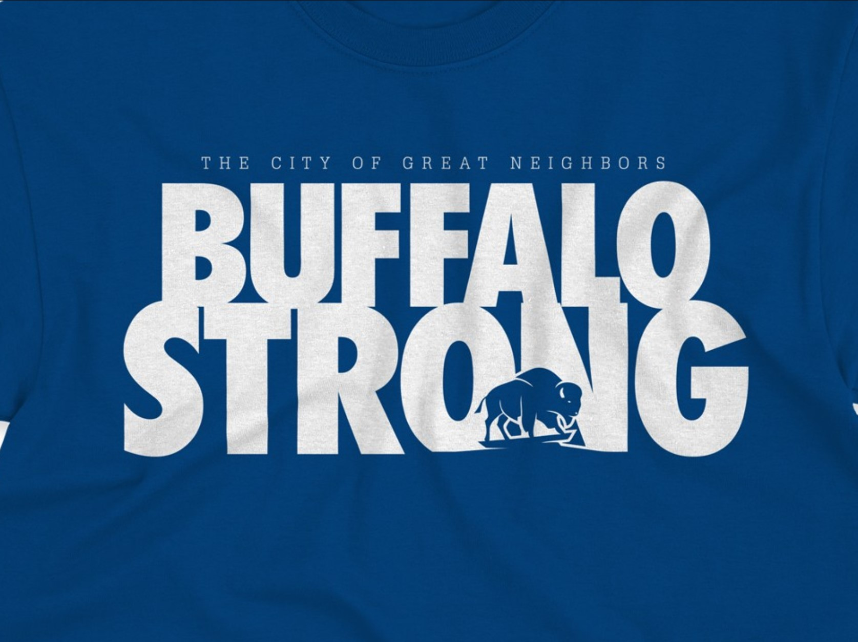 Shop Trump 2020 Buffalo Strong T-Shirts