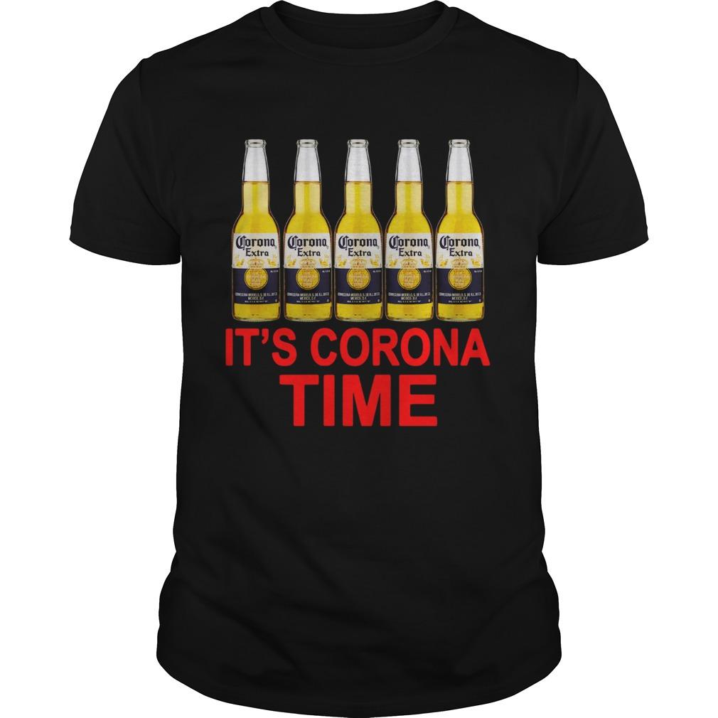 Its Corona time Unisex