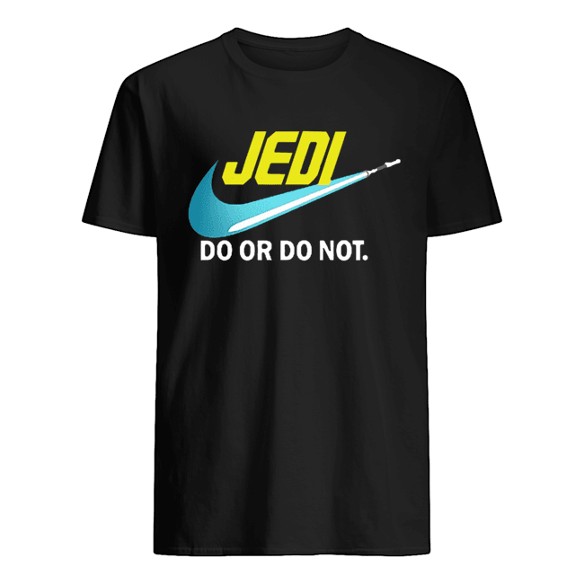 Jedi Do Or Do Not Star Wars Classic Men's T-shirt