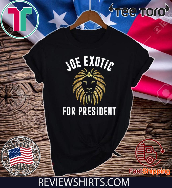 Joe Exotic For President Classic T-Shirt