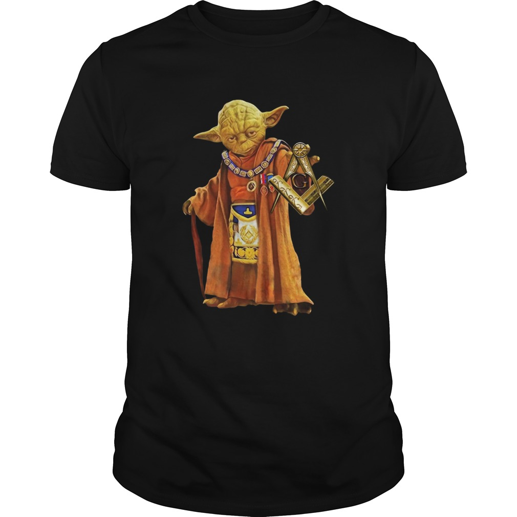 Master Yoda 357 Freemasonry Unisex