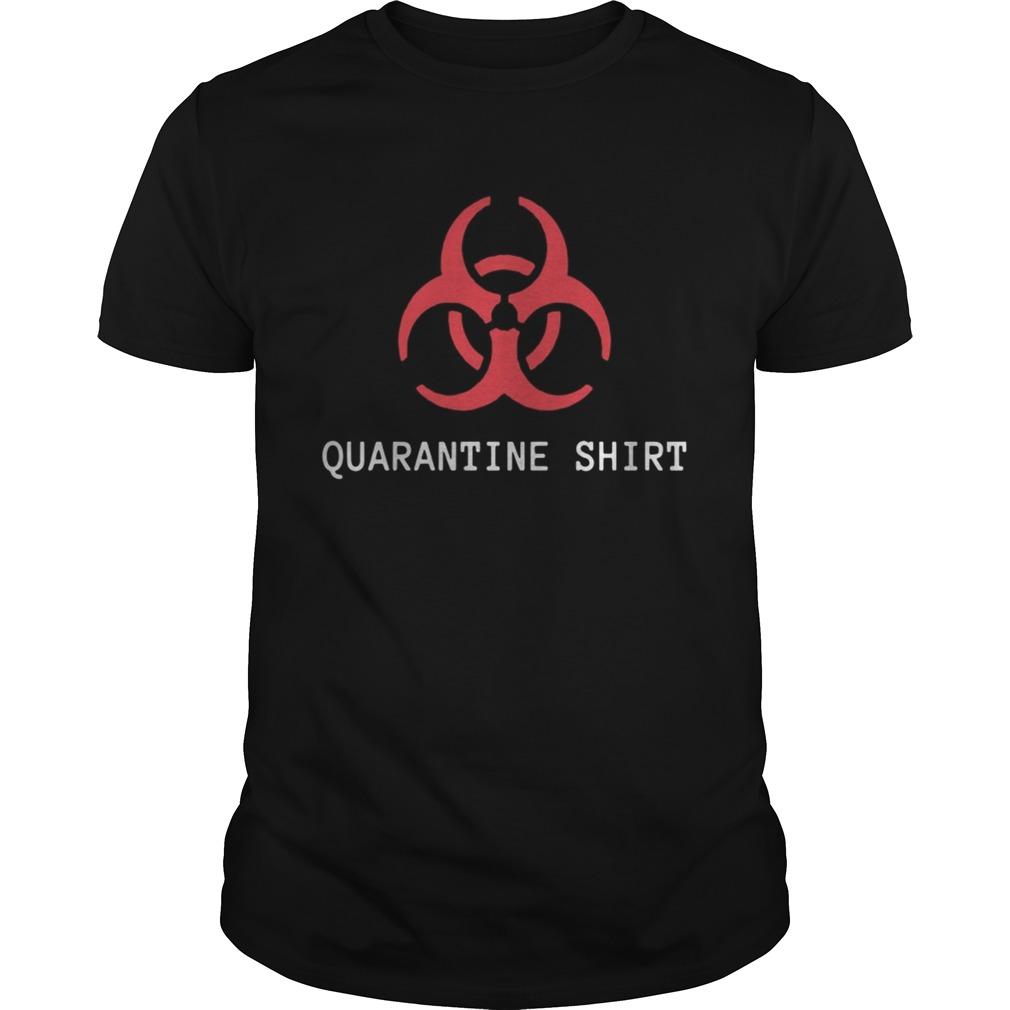 Quarantine Area Unisex