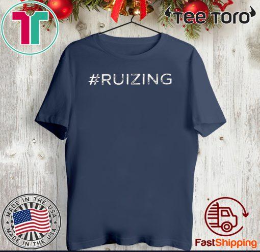 #Ruzing t-shirts