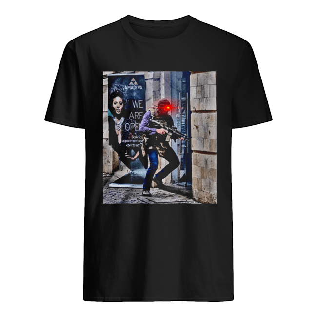 Terrorist Attack The Store Classic Men's T-shirt