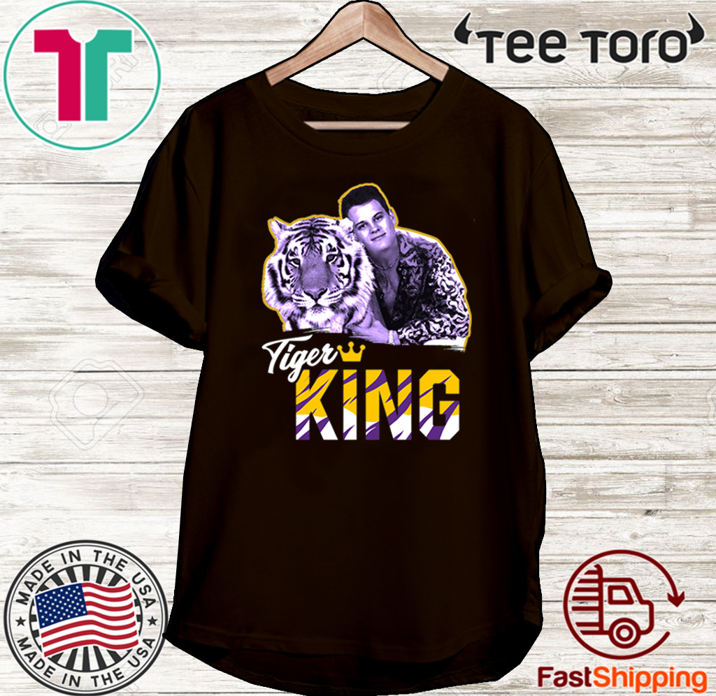 Tiger King Shirt T-Shirt