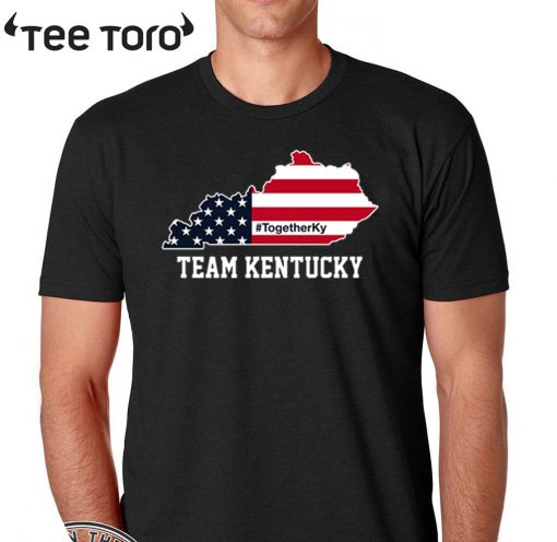 #Togetherky Team Kentucky Shirt