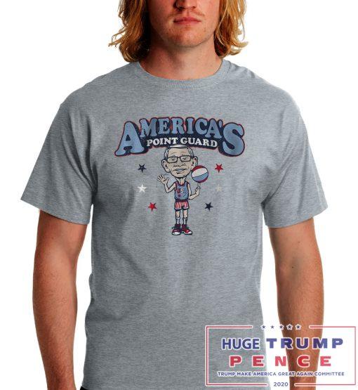 Shop Trump 2020 America's Point Guard Shirt