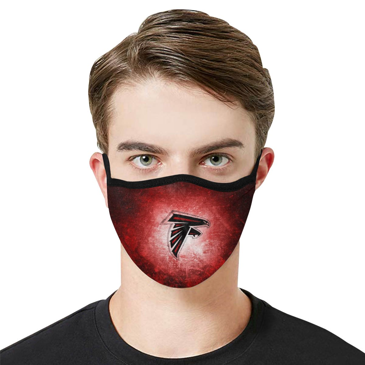 Face Mask Filter PM2.5 Atlanta Falcons Face Mask Filter PM2.5