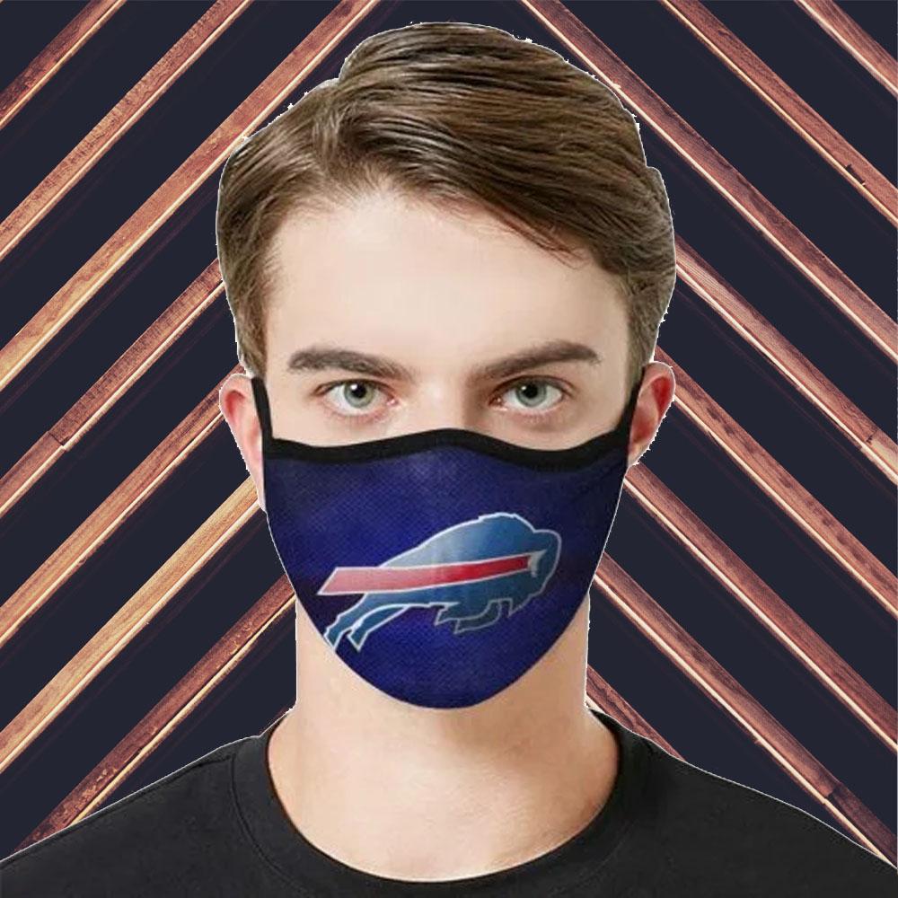Face Mask Filter PM2.5 Bufallo bills cloth Face Mask – Adults Mask PM2.5 us