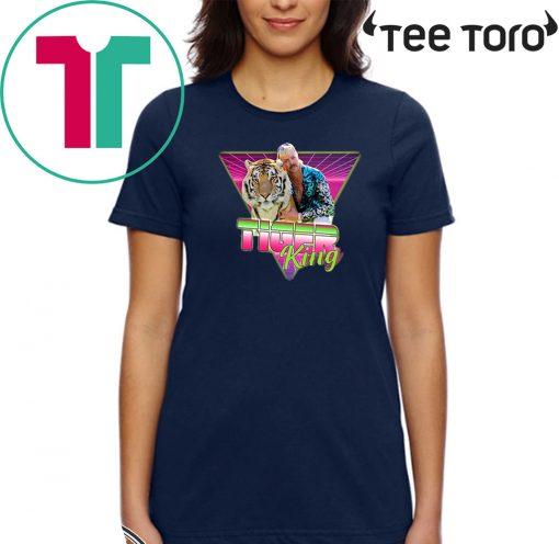 #JoeExotic – Joe Exotic 2020 Tiger King Shirt – Joe Exotic Shirt – Joe Exotic Retro Vintage Tee Shirts