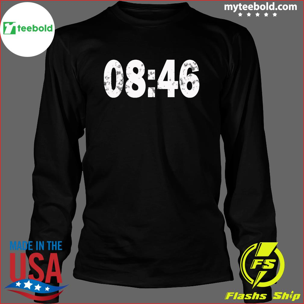 0846 I Can't Breathe BLM Protest s Long Sleeve