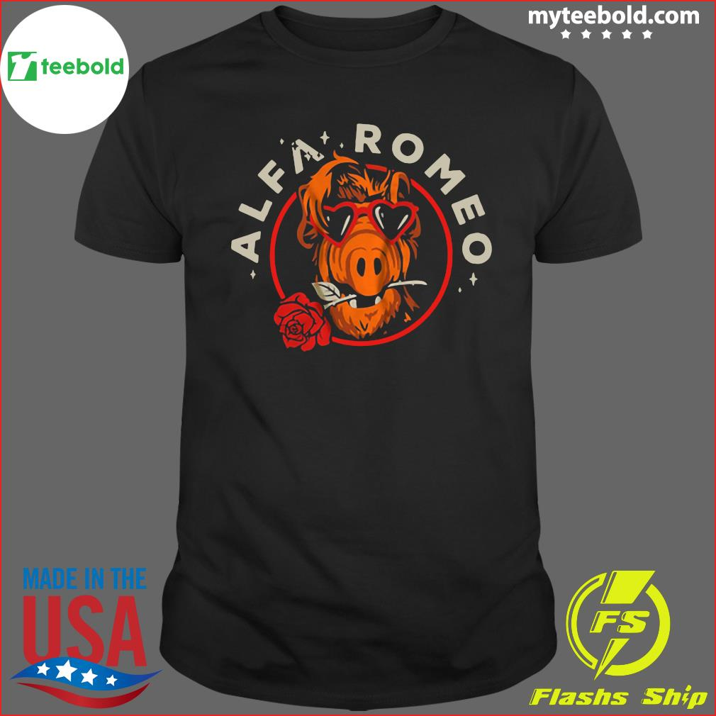 ALFA ROMEO Shirt