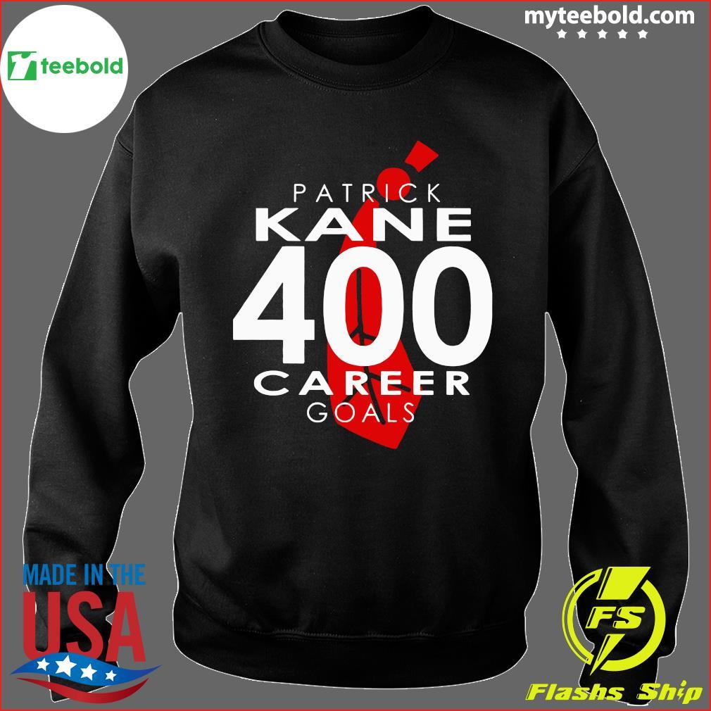 The Patrick Kane 400 Career Goals Shirt Sweater