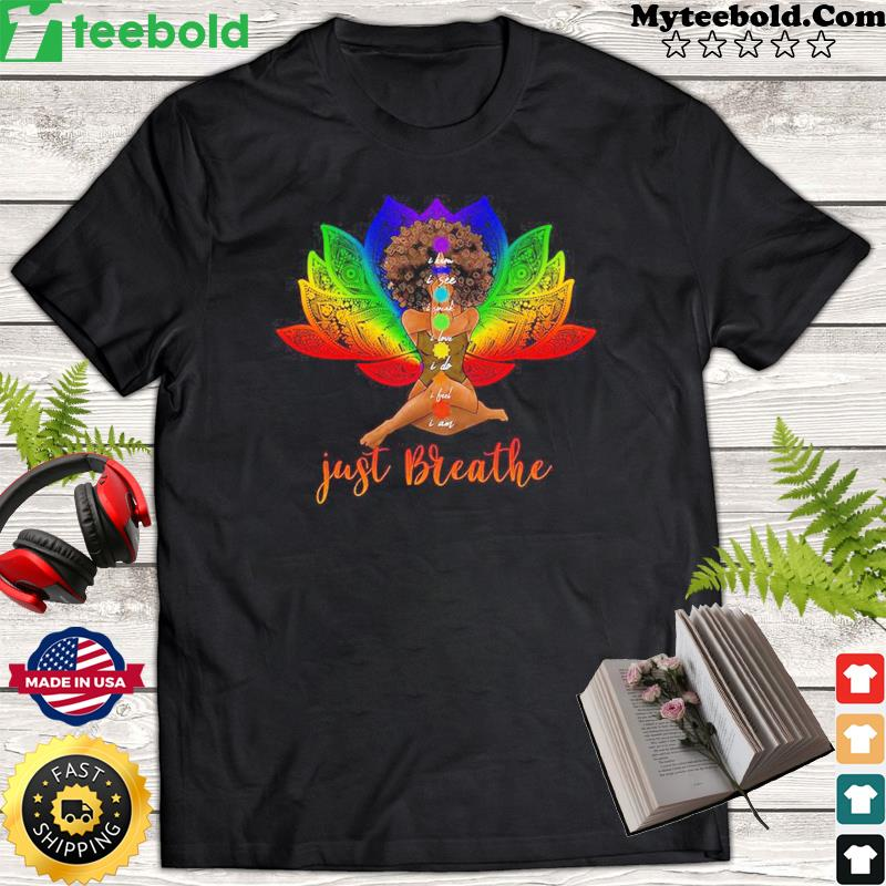 Black girl yoga Classic T-Shirt