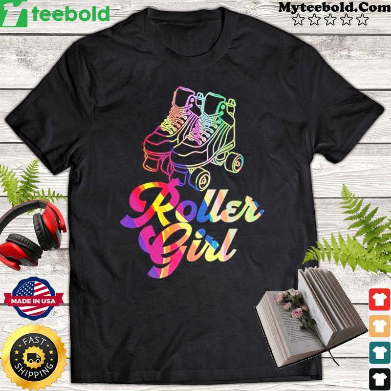 Official Patin Roller Girl Shirt