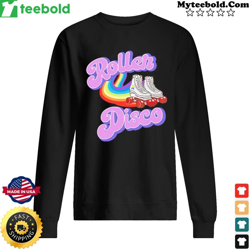 Official Roller Disco Vintage T-Shirt Sweater