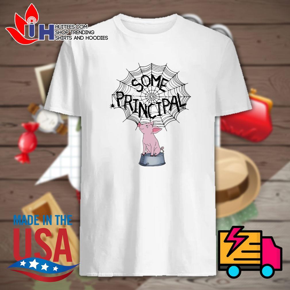 Pig some Principal shirt