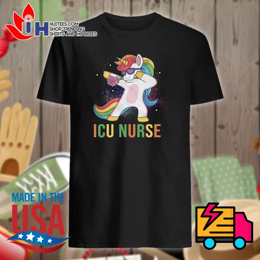 Unicorn Icu Nurse shirt
