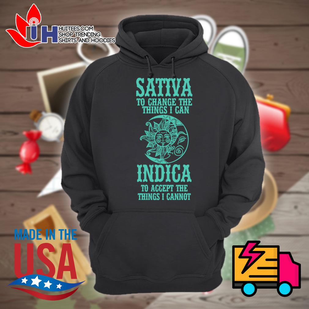 Savita to change the things I can Indica to accept the things I cannot s Hoodie