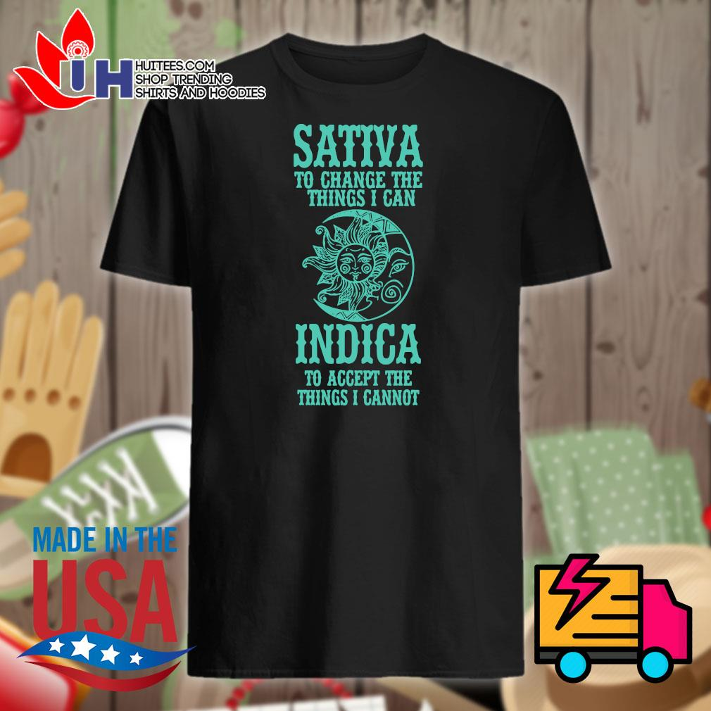Savita to change the things I can Indica to accept the things I cannot shirt