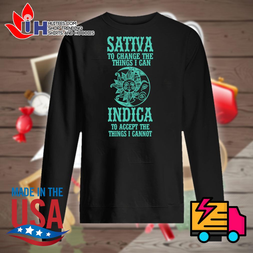 Savita to change the things I can Indica to accept the things I cannot s Sweater