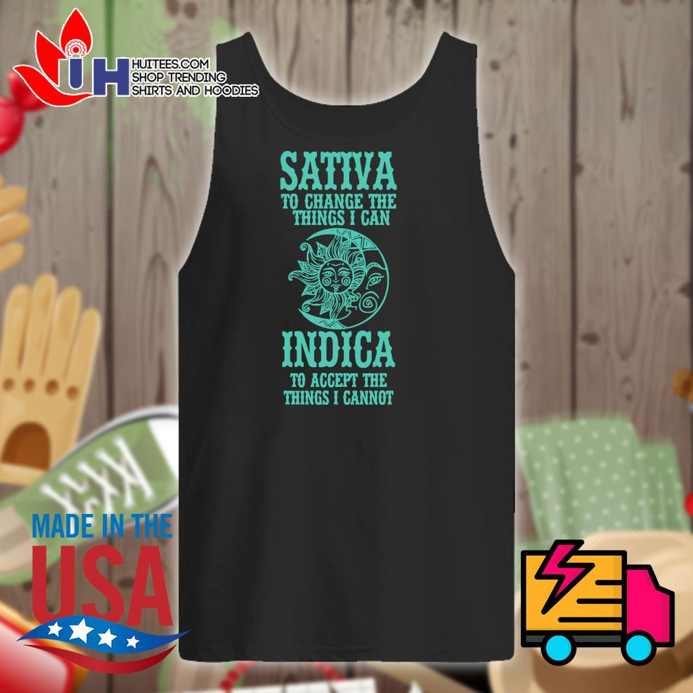 Savita to change the things I can Indica to accept the things I cannot s Tank-top
