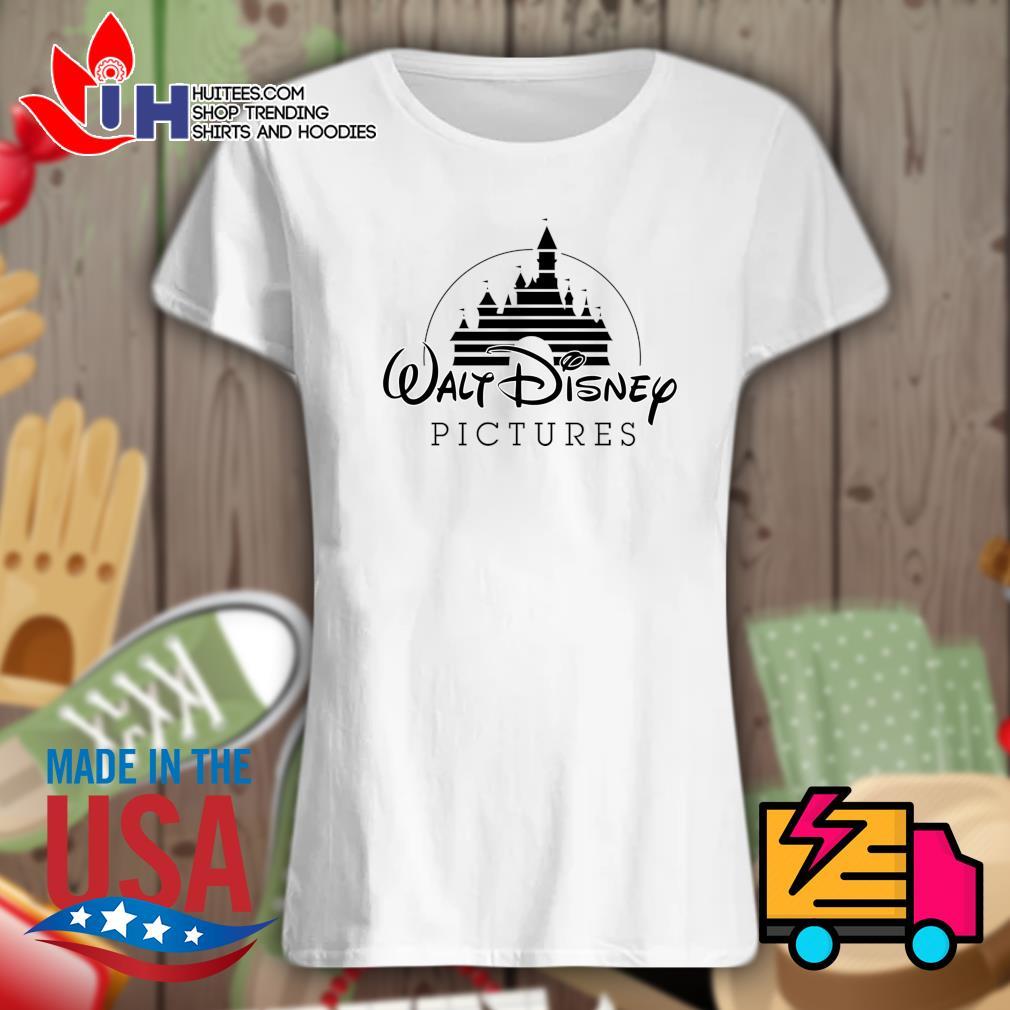 Walt Disney pictures s Ladies t-shirt