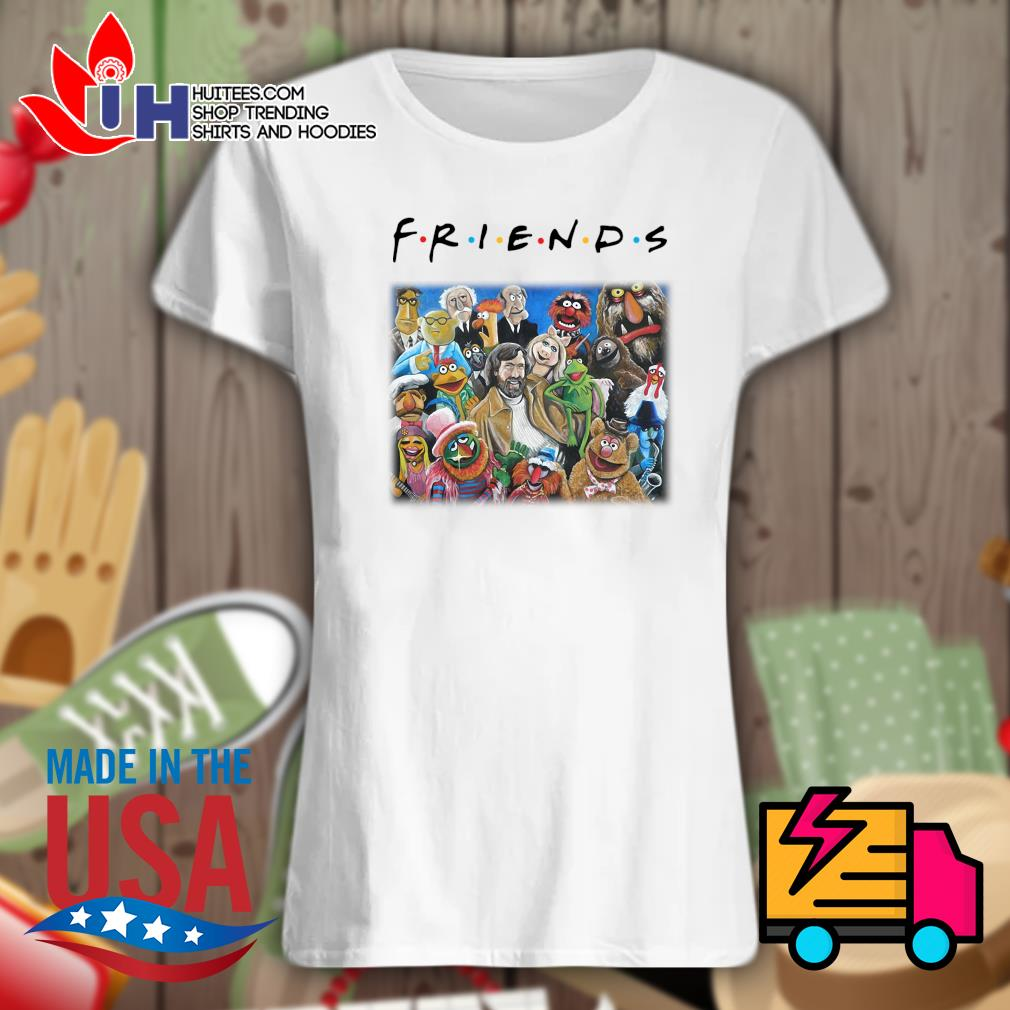 The Muppets Friends s Ladies t-shirt