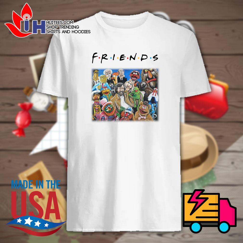 The Muppets Friends shirt