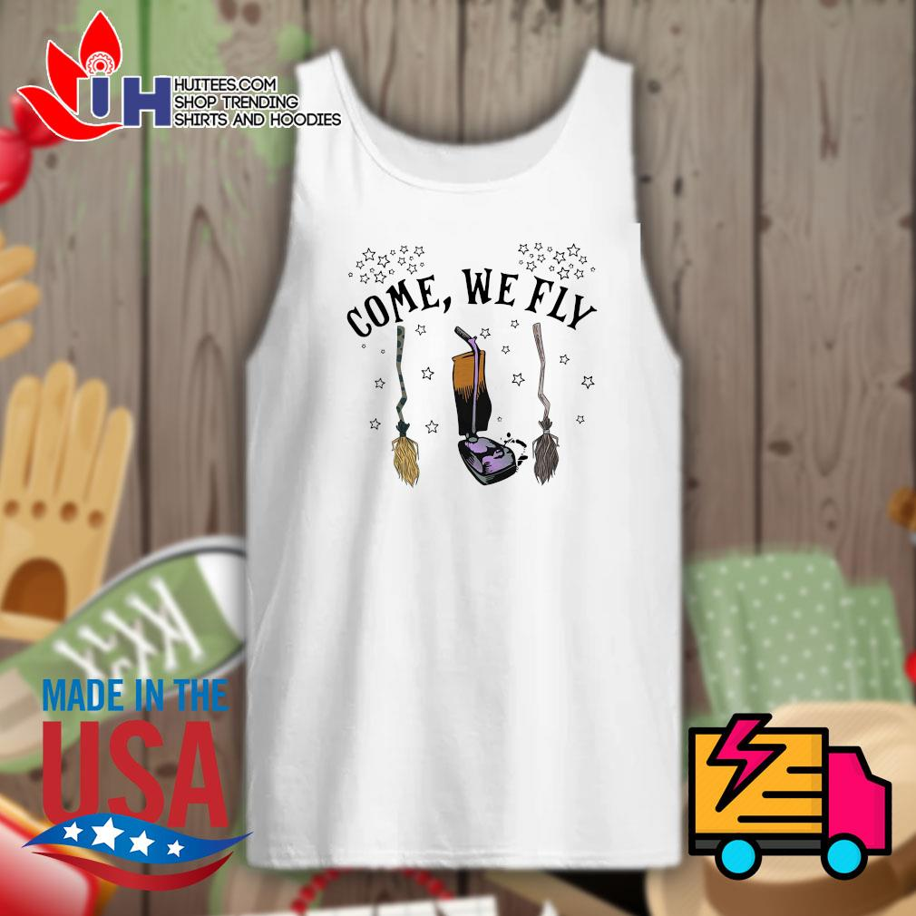 Witch come we fly s Tank-top