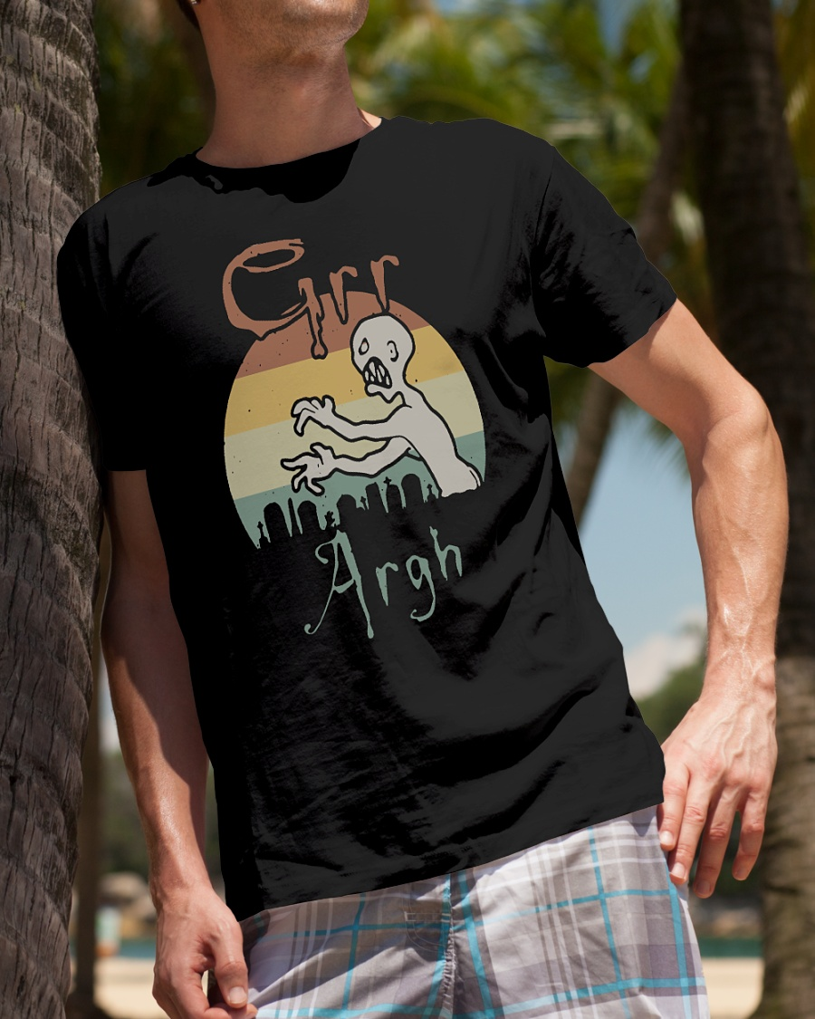Grr Argh Vintage shirt