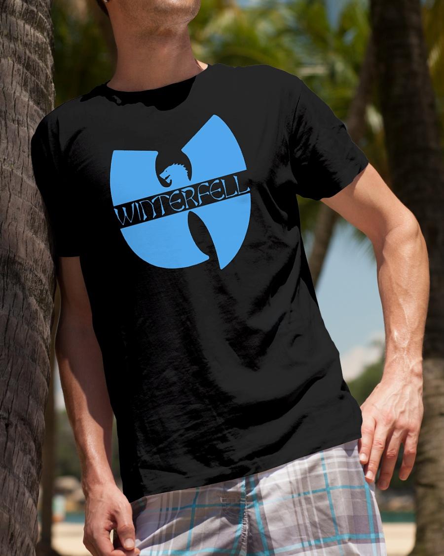 Wutang Clan Winterfell shirt