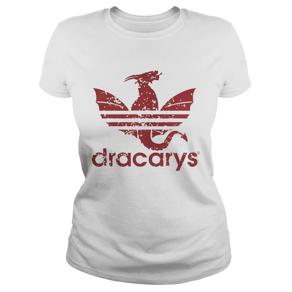 Adidas dracarys Ladies shirt