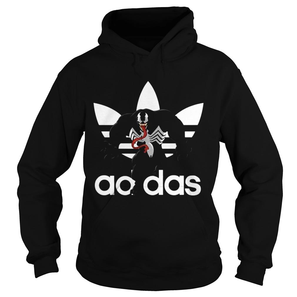 Adidas Venom Hoodie shirt