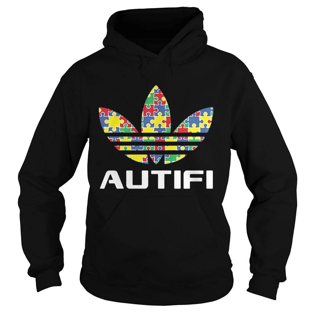 Autism awareness adidas autifi Hoodie shirt