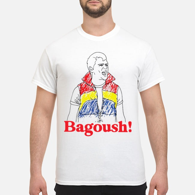 Official Bagoush shirt