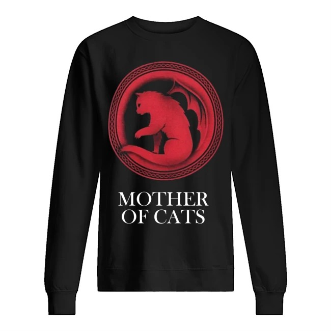Mother of cats Sweater