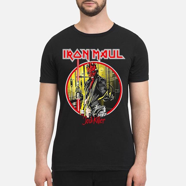 Iron Maul Jedi killer shirt