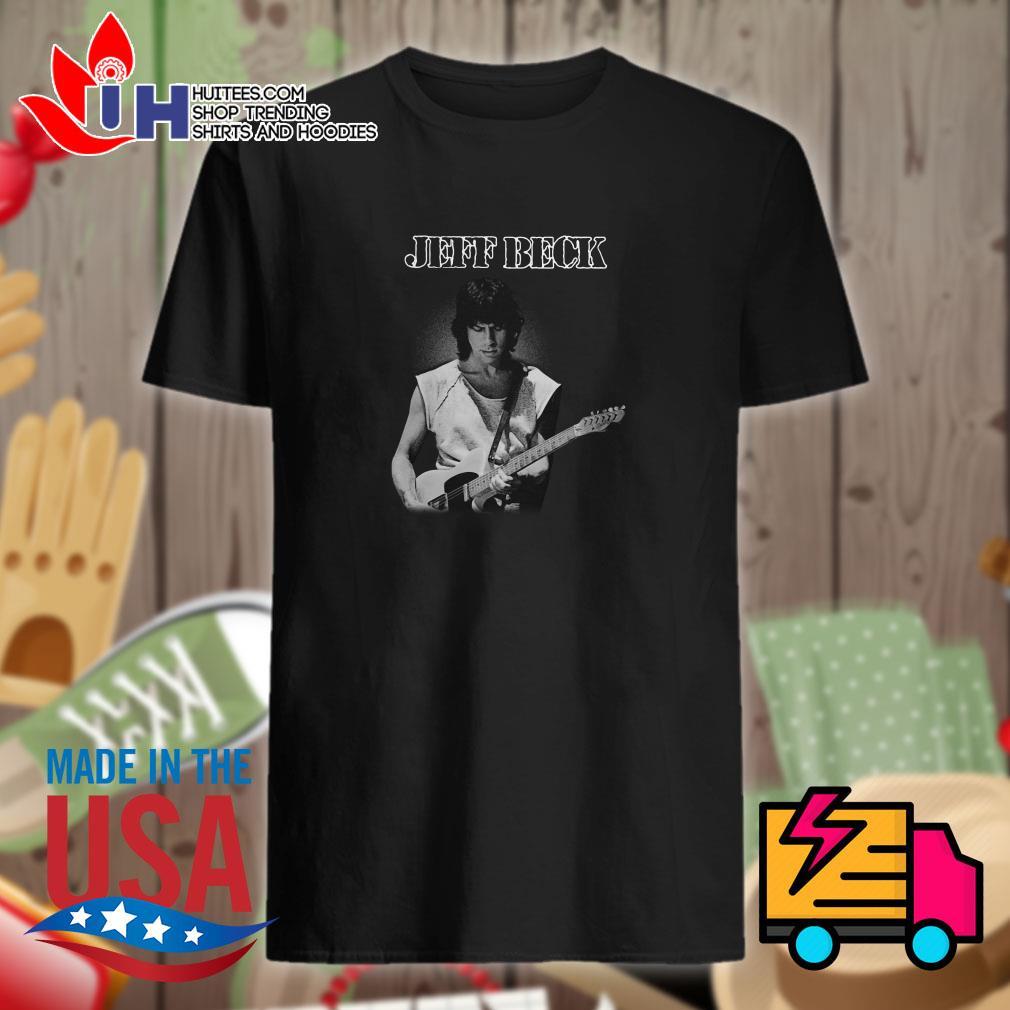 Jeff Beck shirt