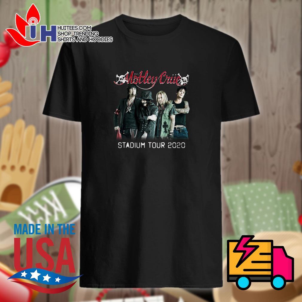 Motley crue stadium tour 2020 shirt