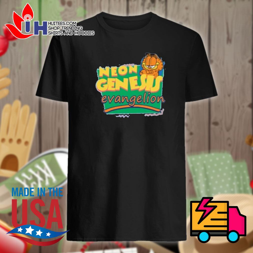 Neon Genesis evangelion shirt