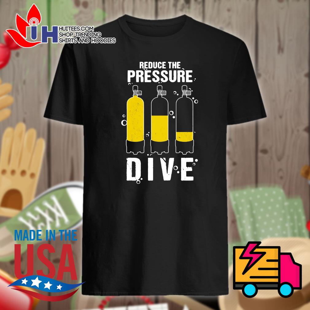 Reduce the pressure dive shirt