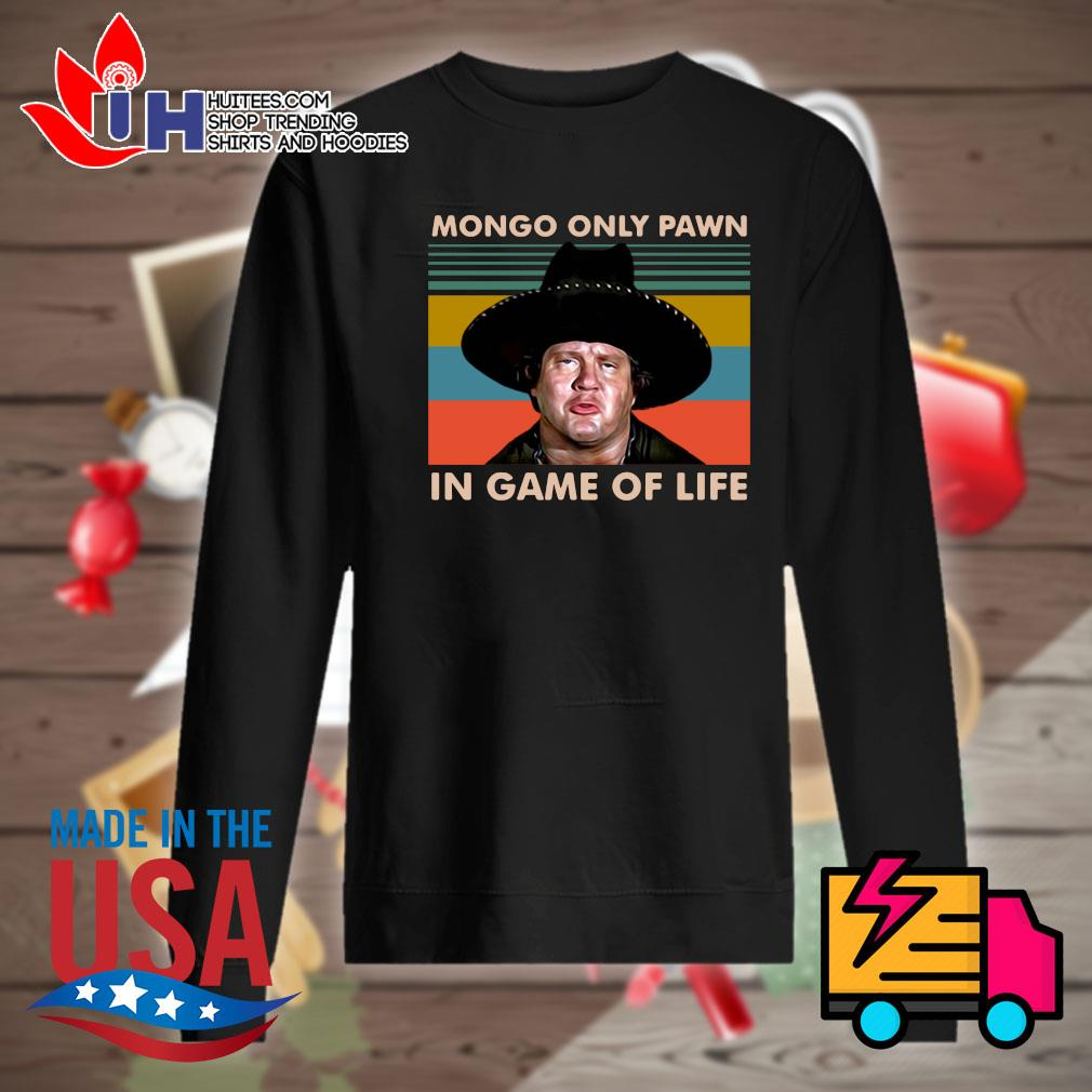 Mongo only pawn in game of life vintage s Sweater
