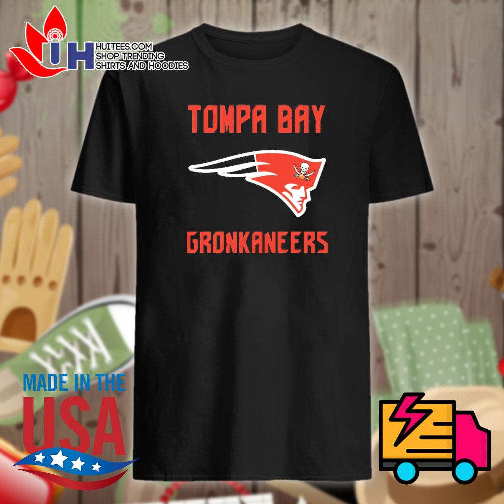 Tompa Bay gronkaneers shirt