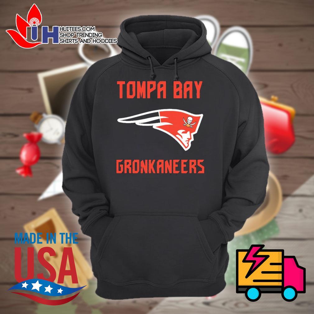 Tompa Bay gronkaneers s Hoodie