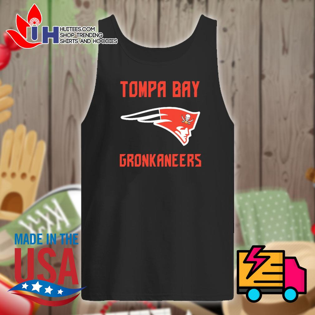 Tompa Bay gronkaneers s Tank-top