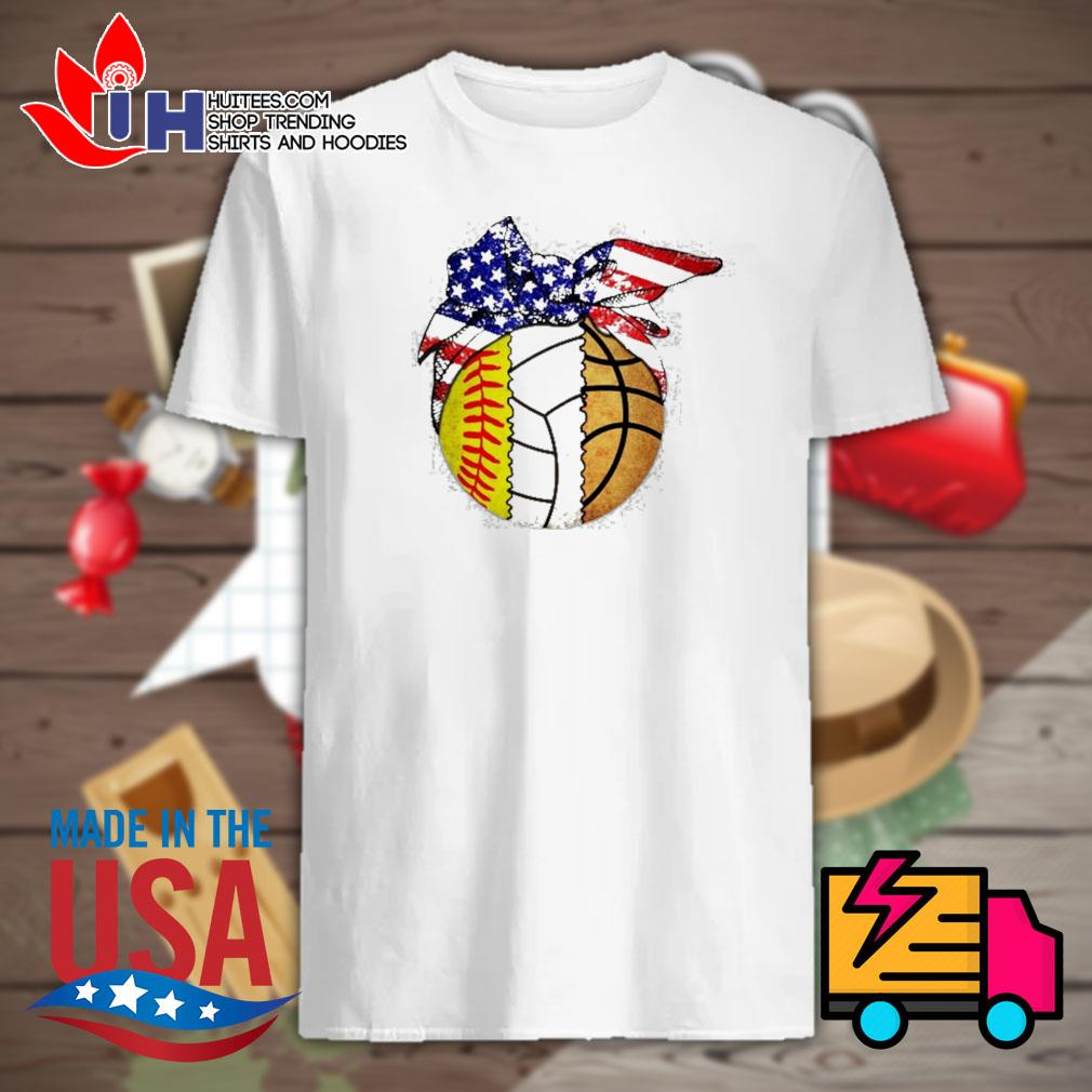 Baseball Multi Sport shirt