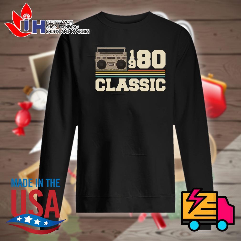 Cassette 1980 classic s Sweater